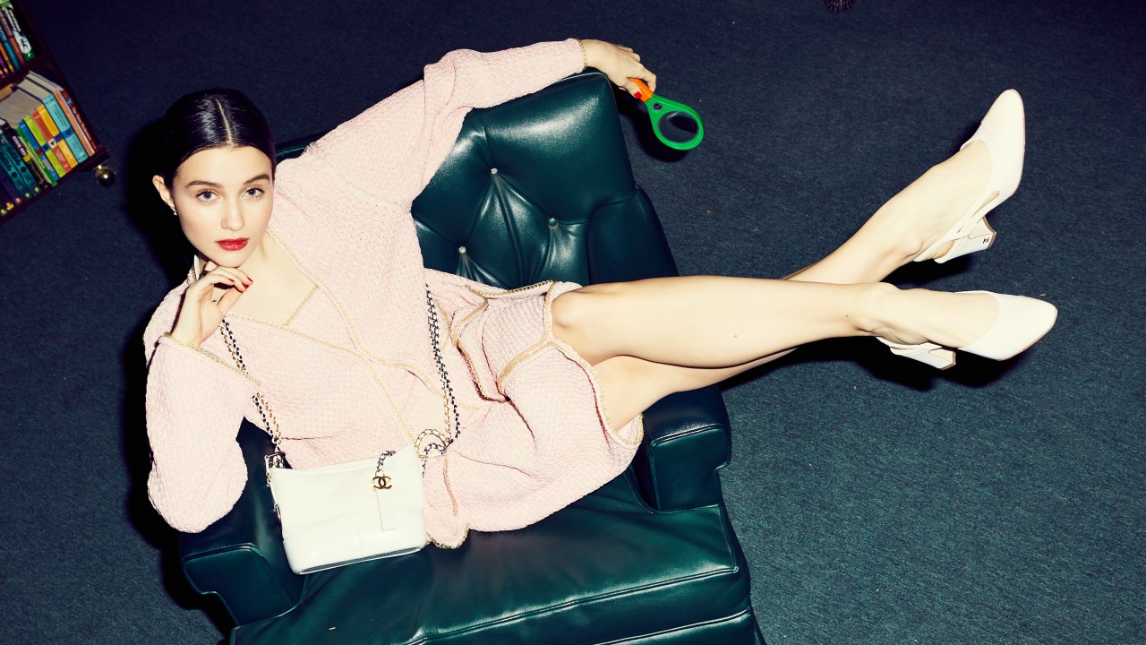 Julia Goldani Telles Wants to Play Air Hockey with Coco Chanel