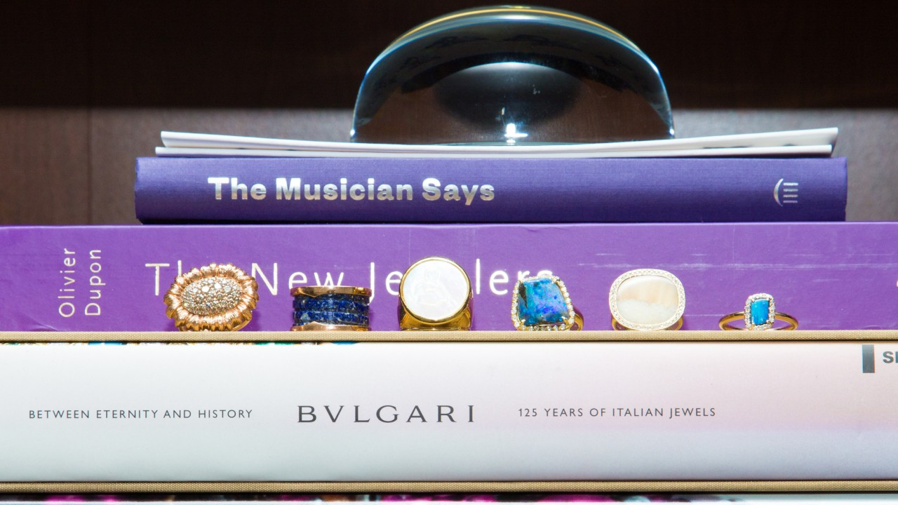 This Magazine Editor Left New York—and Took Her Insane Jewelry Collection With Her