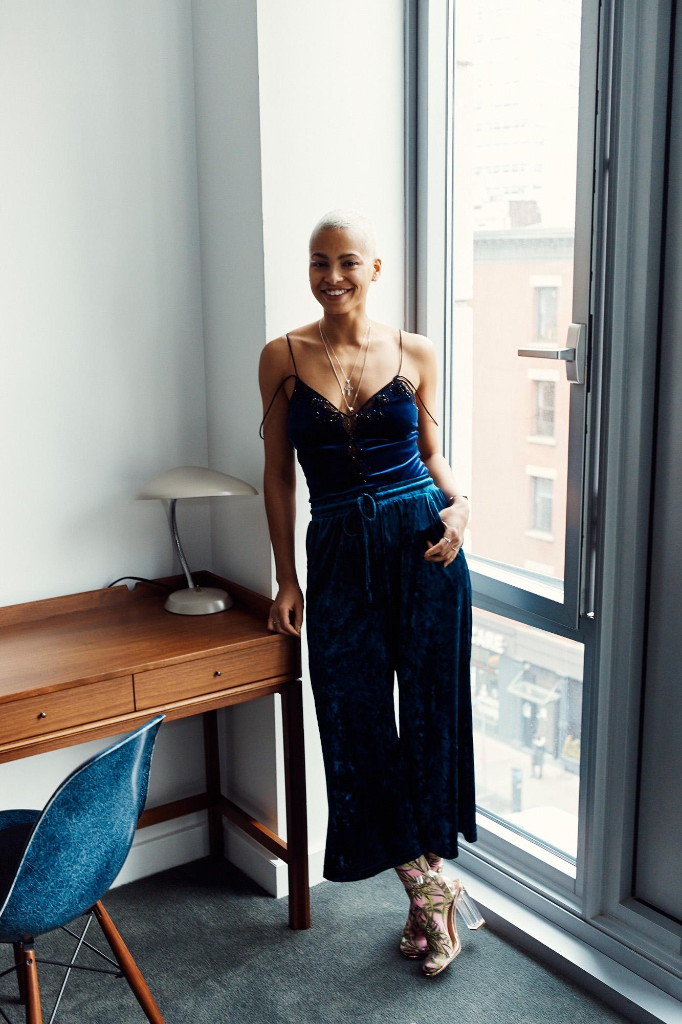 Model Kota Eberhardt Talks Racism In The Industry Beauty