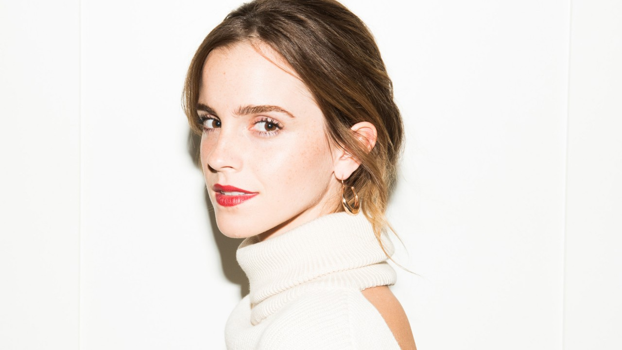 Emma Watson's Tips for Dealing with Depressing Political News