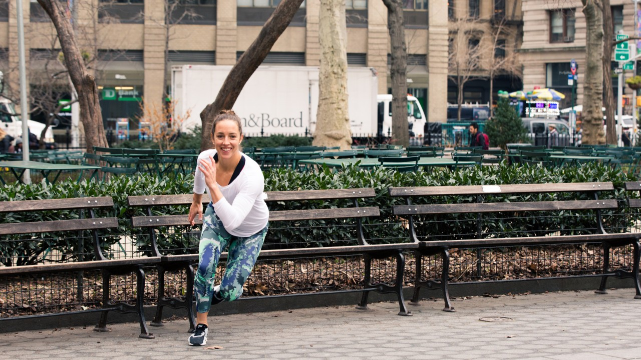 5 (Not-Awkward) Exercises to Do Outside