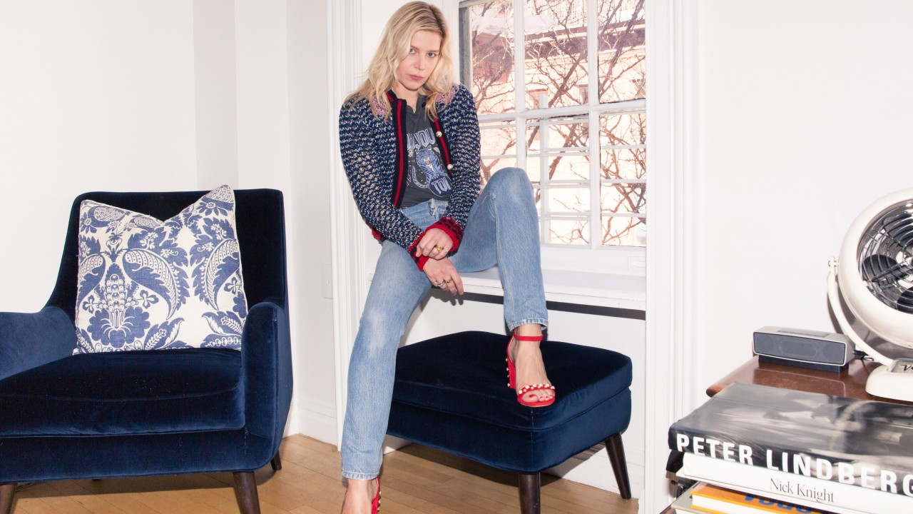 The Spring Styling Trick Julia Von Boehm Swears By