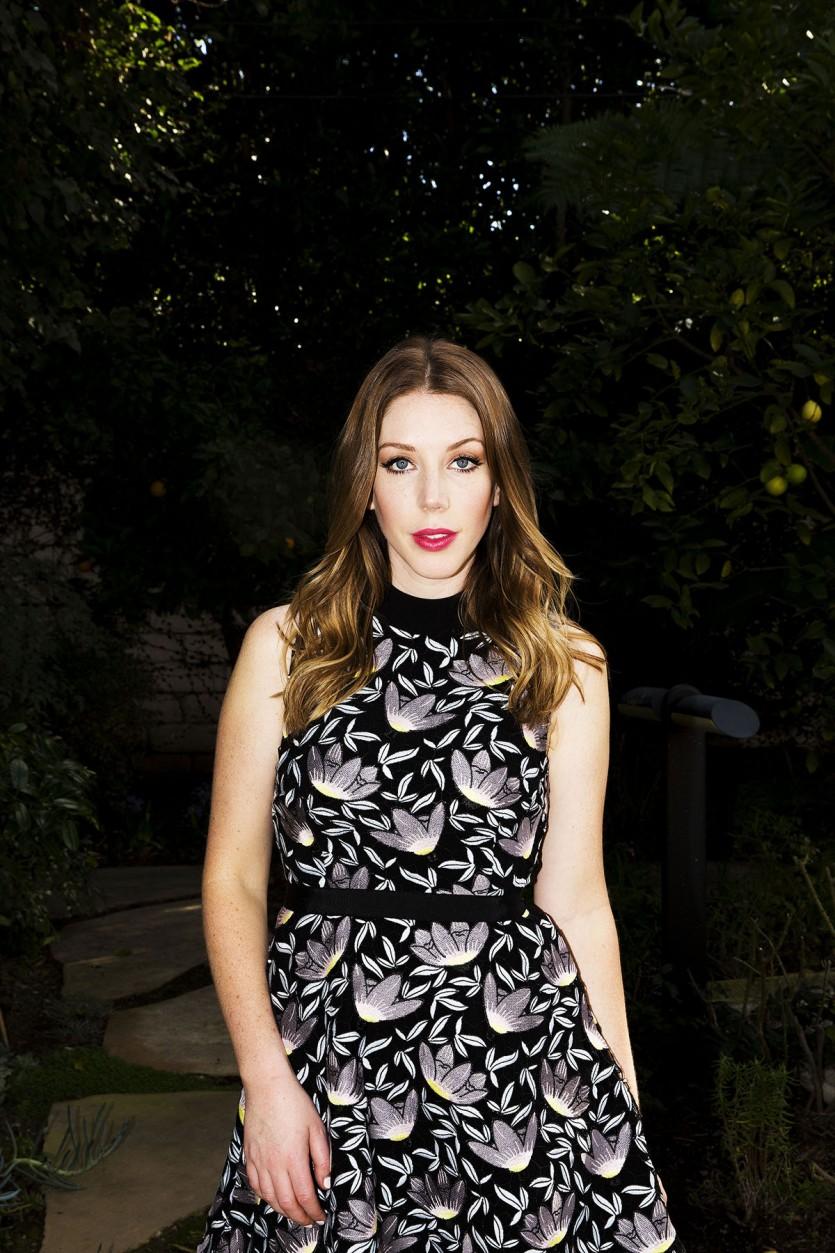 Katherine Ryan Talks About Her Netflix Special Katherine