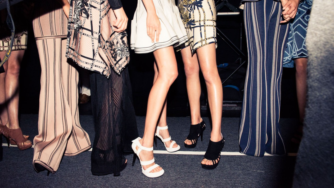 The Balenciaga Casting Nightmare Everyone in Fashion Is Talking About