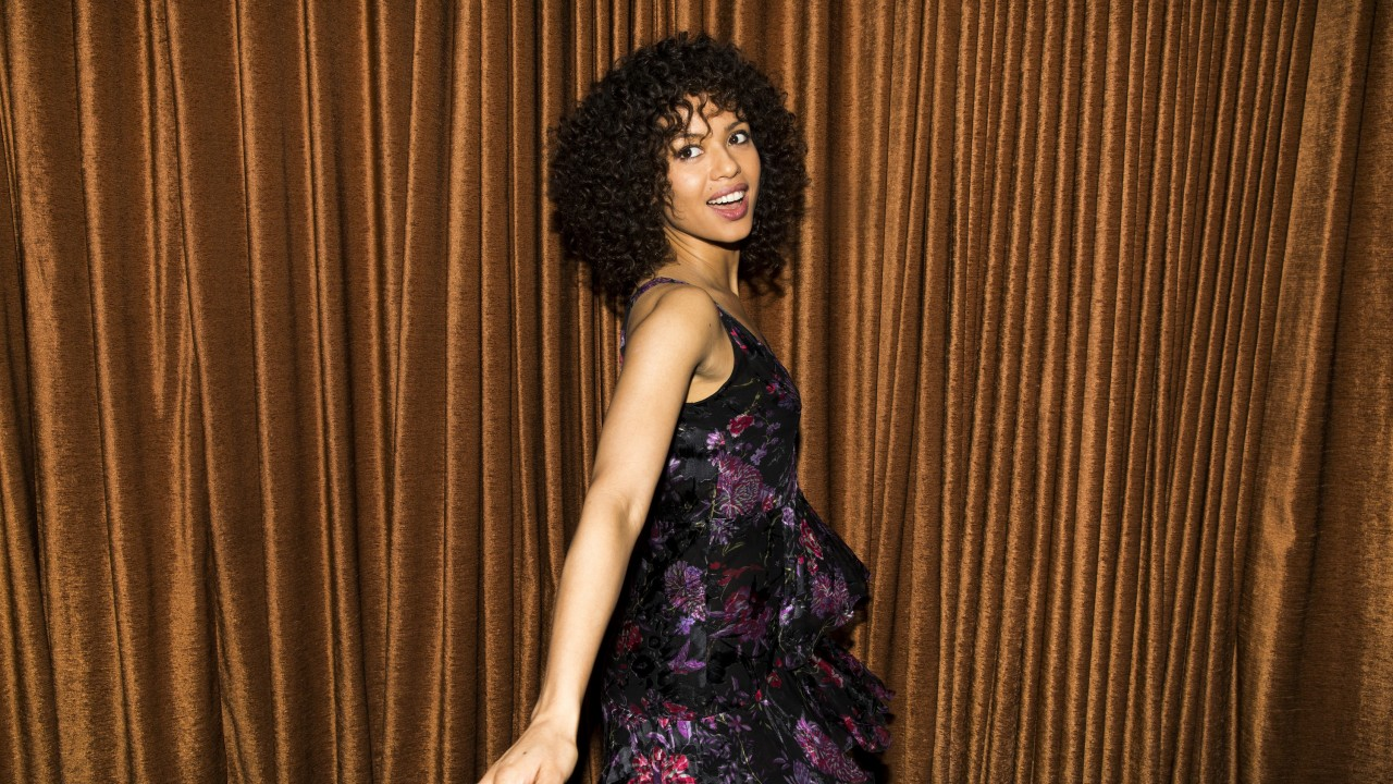 Why Gugu Mbatha-Raw's <em>Beauty and the Beast</em> Role Was Her Most Liberating Ever