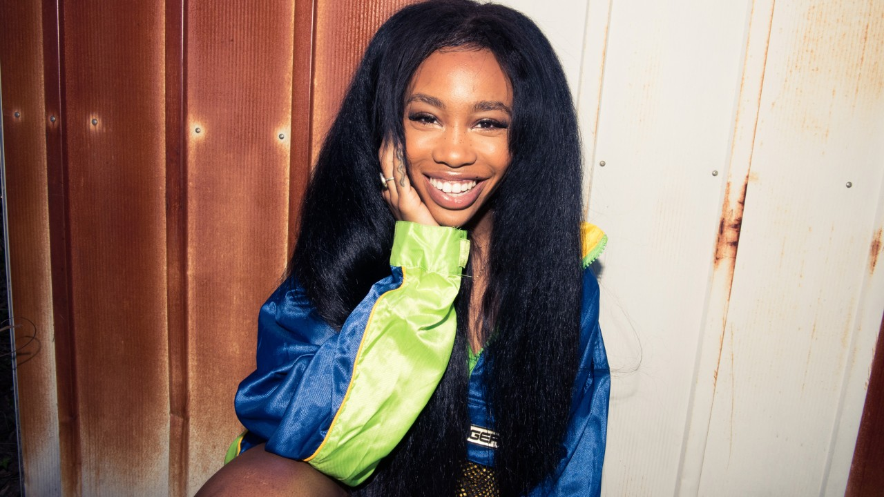 SZA Had One of Our Favorite Looks at the Grammys