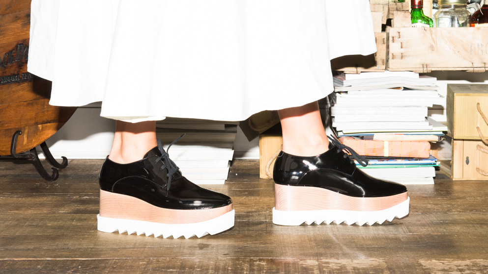 If You Love Stella McCartney's Platforms, Wait Until You See These Sneakers
