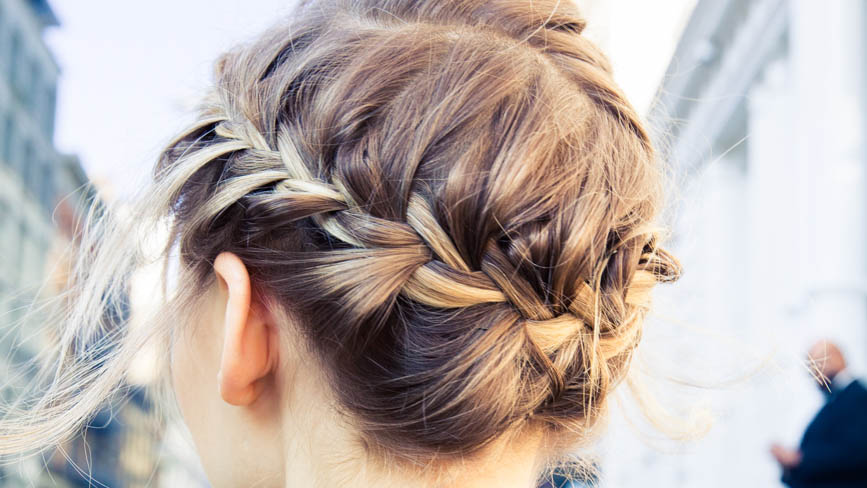 The Top-Searched Braided Hairstyles on Pinterest Right Now