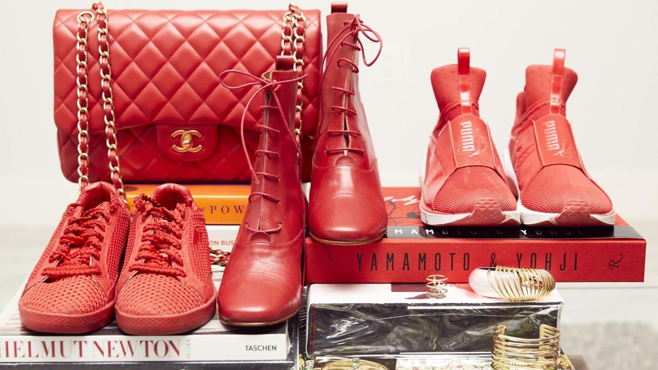 Inside Big Sean's Stylist Ade Samuel's Closet