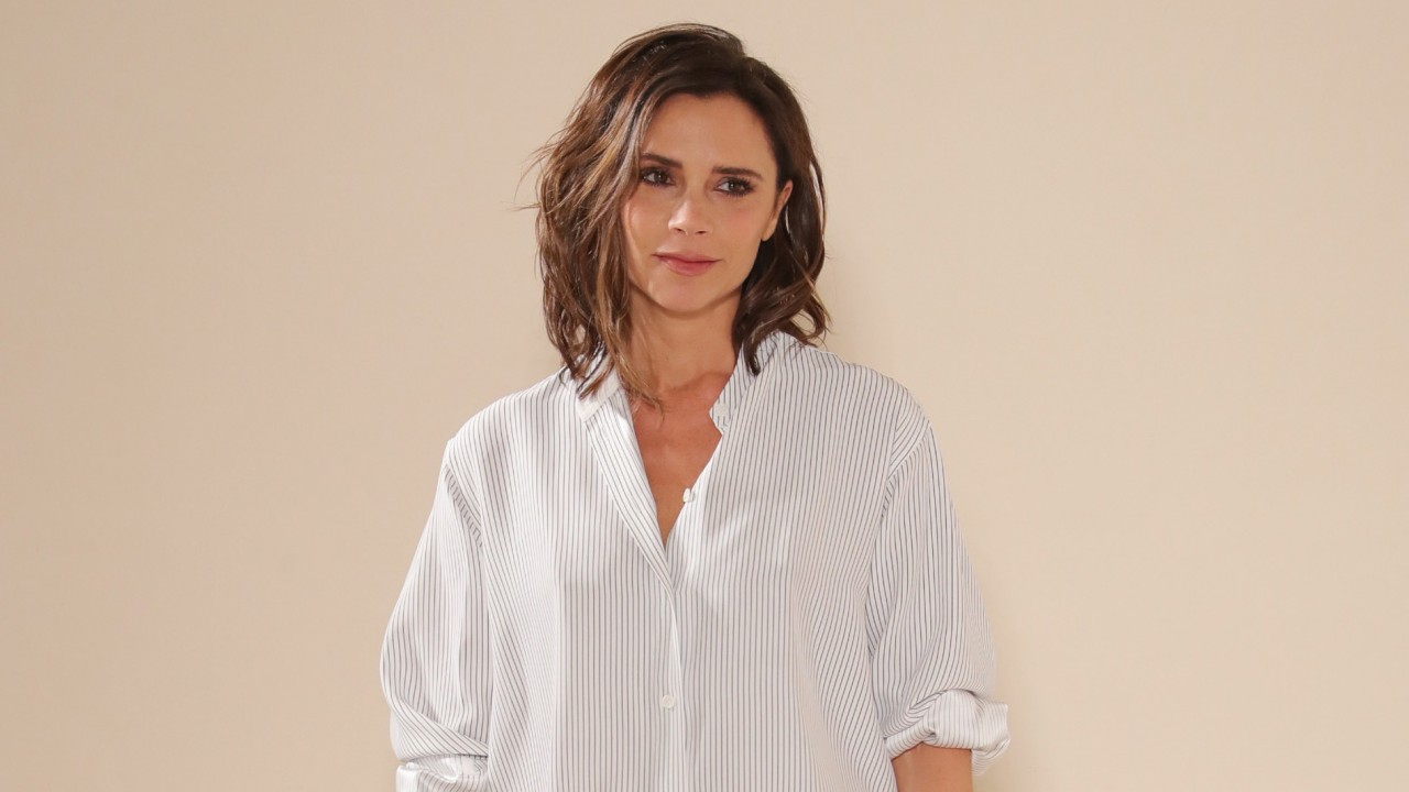 Victoria Beckham Owns This Closet Staple in Every Color