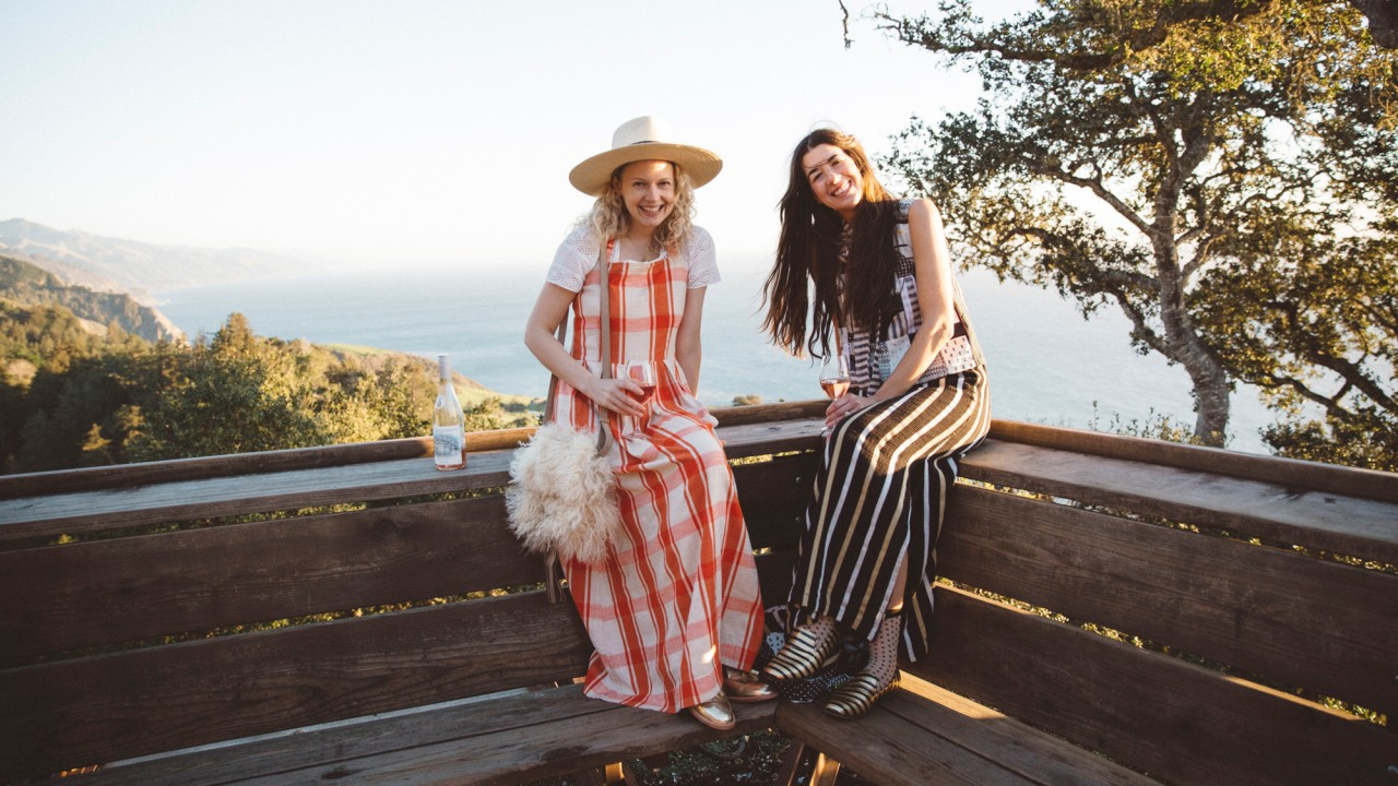 The Ultimate Best Friend Trip to Big Sur
