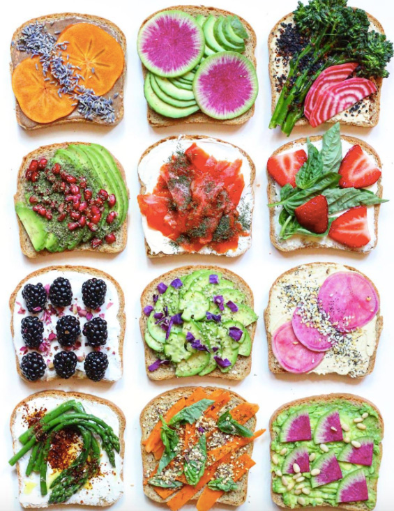 The best food accounts to follow on instagram for inspiration coveteur photo courtesy of instagramvibrantandpure read more forumfinder Images