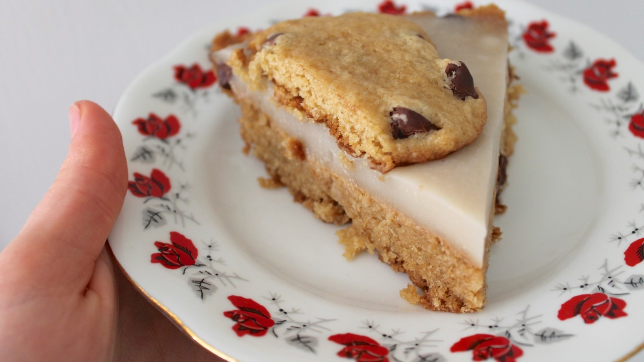 Make This Vegan Dessert and Cure Your Sunday Scaries
