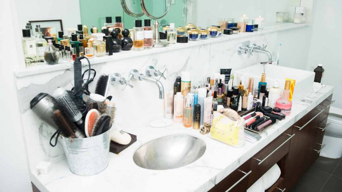 How to Make Your Bathroom Look Presentable, Once and for All