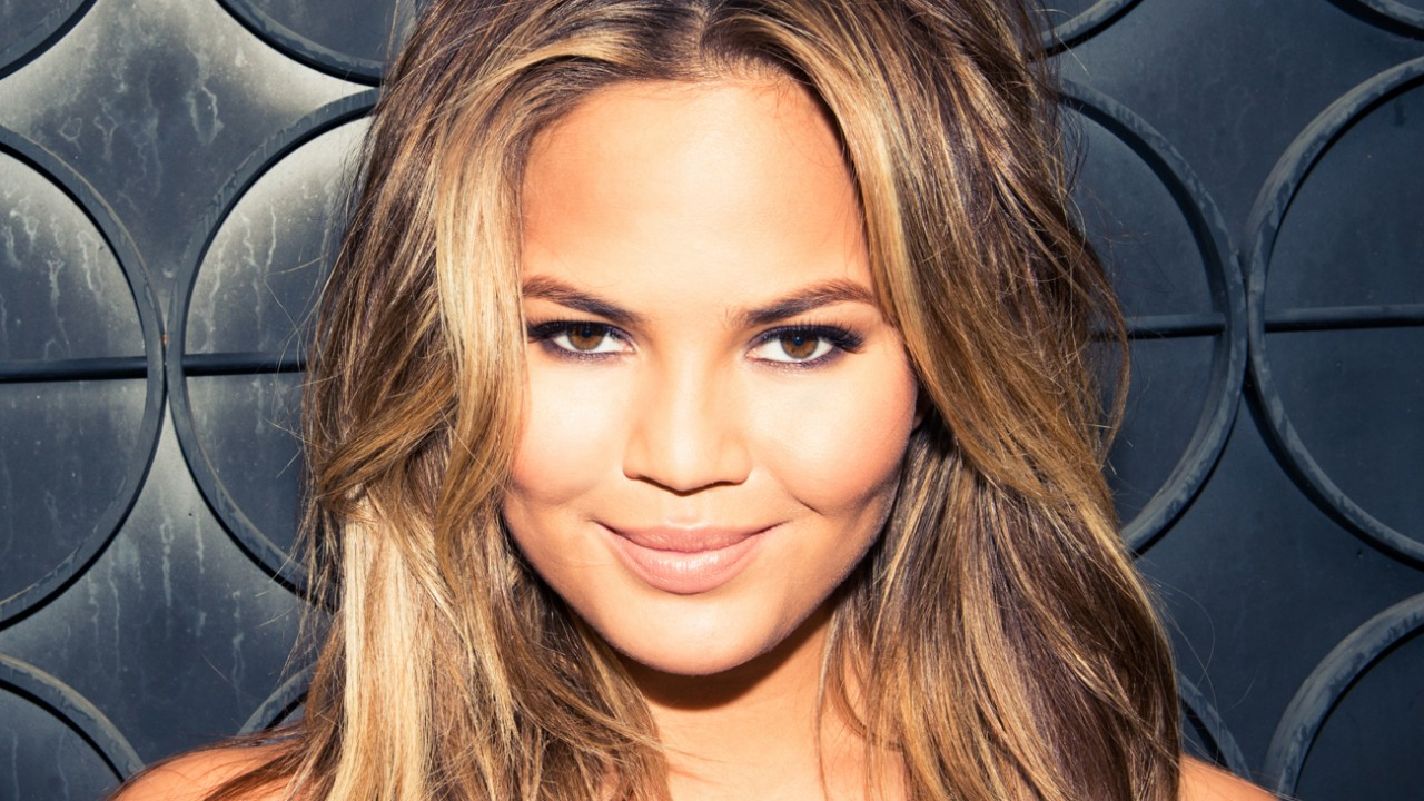 Chrissy Teigen's Favorite Outfit Might Actually Be a Towel
