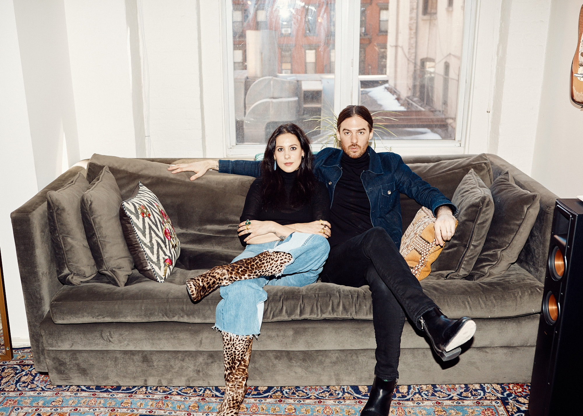 Anthony Cucculelli And Anna Rose Shaheen Launches A New