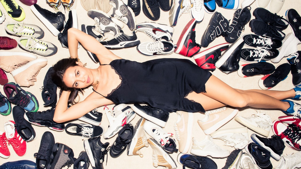 Emily Oberg on Her Dream Sneaker Collab & Internet Strangers Asking Her to Prom