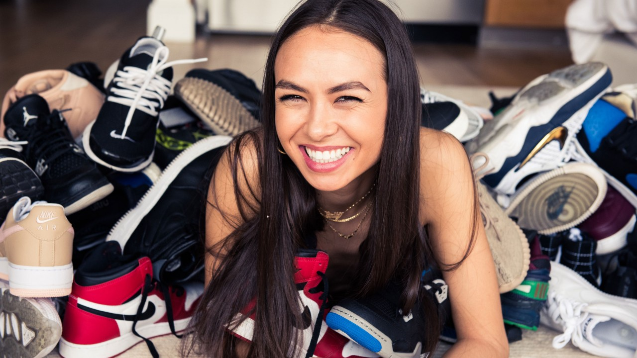 Emily Oberg's Current Sneaker Rotation