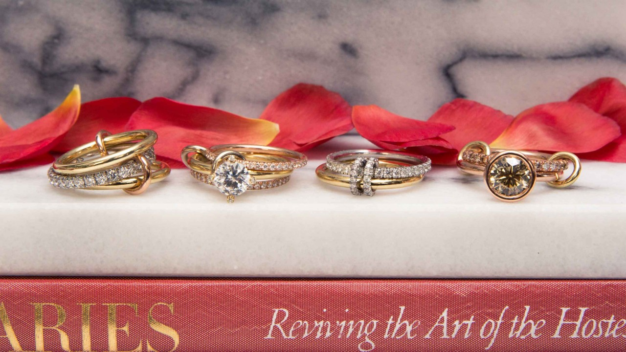 You'll Want to Wear This Engagement Ring Even If You're Single