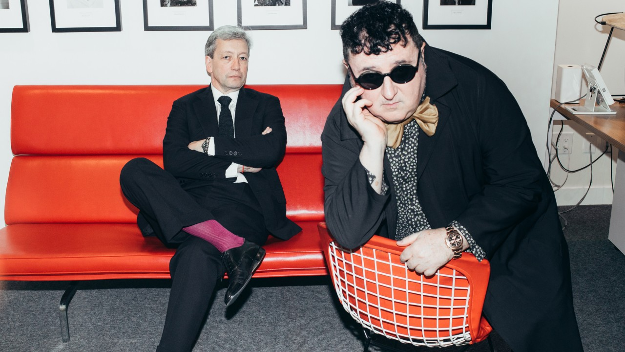 Alber Elbaz Has the Recipe for Success