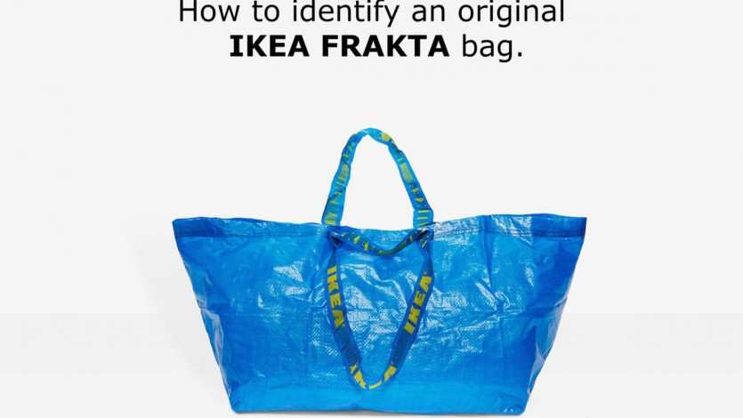 Why Everyone Is Searching For Ikea Frakta Bags Coveteur