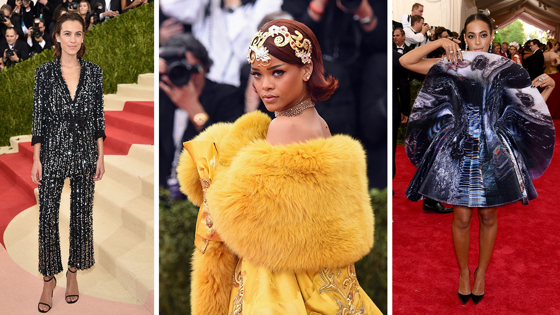 The Best Met Gala Looks...Ever