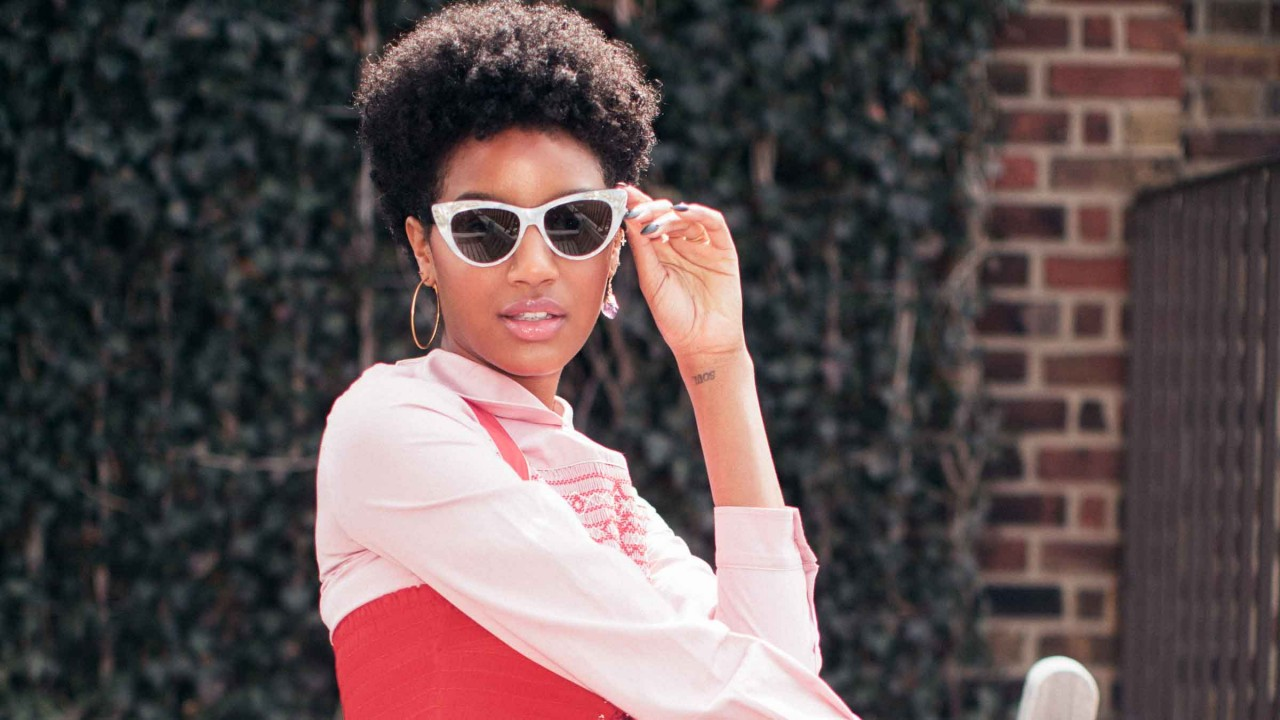 Who Isn't She?! If You Don't Know Ebonee Davis Already, You Will Soon