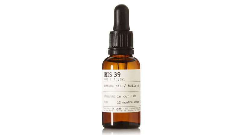 le labo iris 39 perfume oil