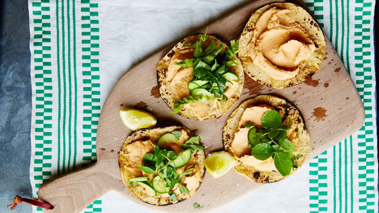 The New Twist on Hummus You Won't Be Able to Stop Eating
