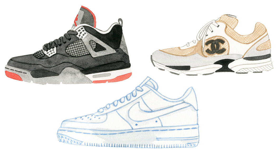 The 12 Most Important Sneakers of All Time