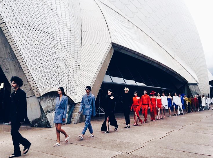 Inside Saks' Fashion Director's Australian Fashion Week Diary