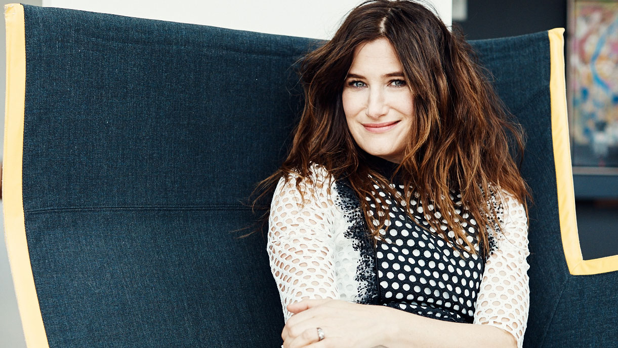 Why Kathryn Hahn Is Optimistic about American Politics