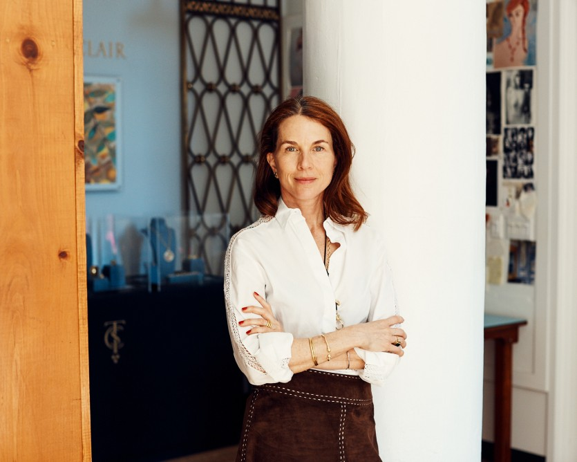 Jewelry Designer Temple St  Clair Talks Her New Couture