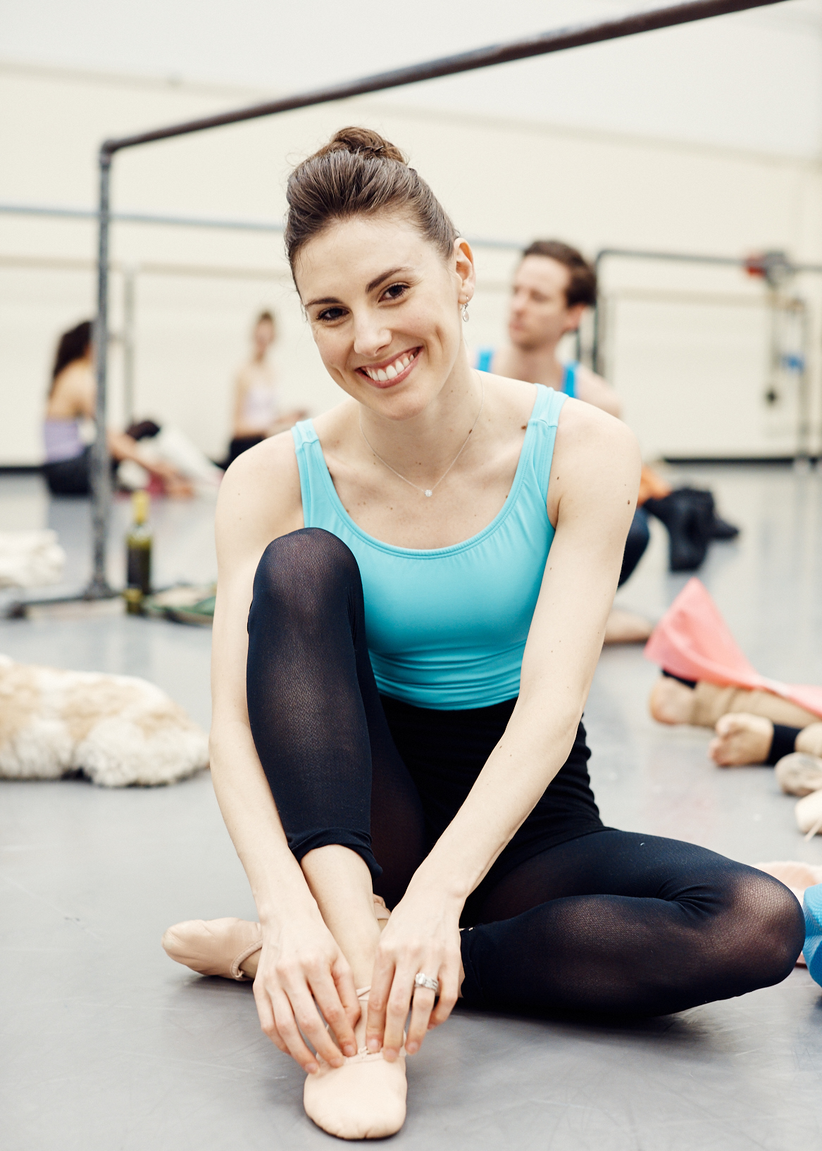 How A New York City Ballet Principal Dancer Spends Her Day