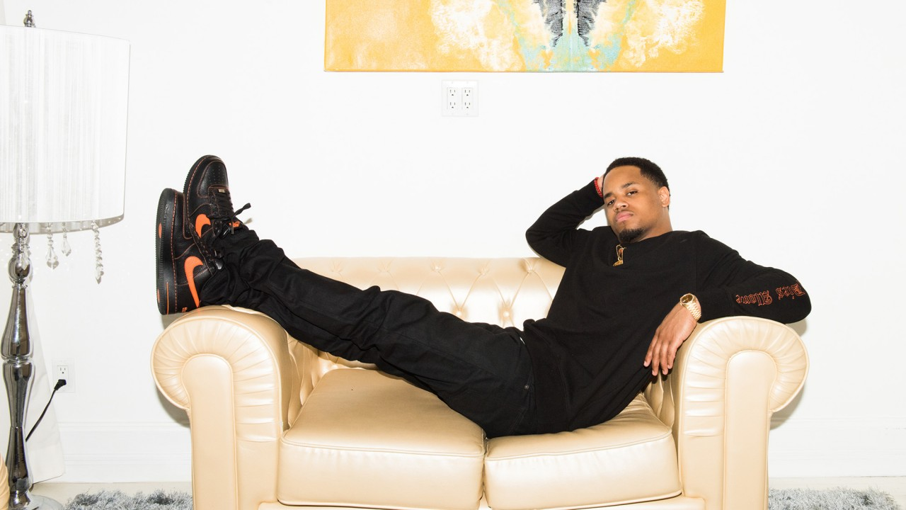 Why You Might See Mack Wilds on a Stage Sometime in the Future