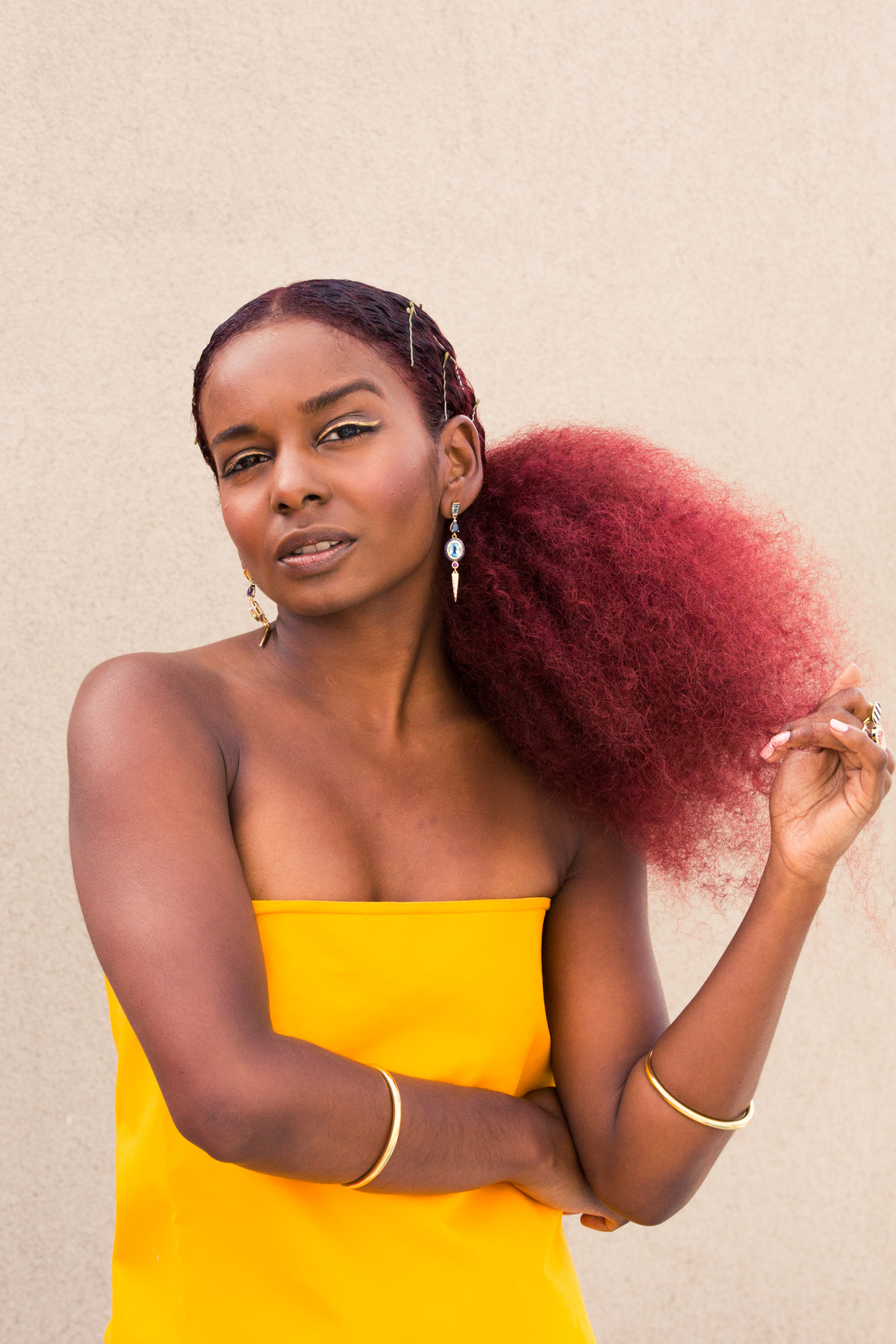 Blogger Sunita Ramnarine Shares Her Natural Hair Journey