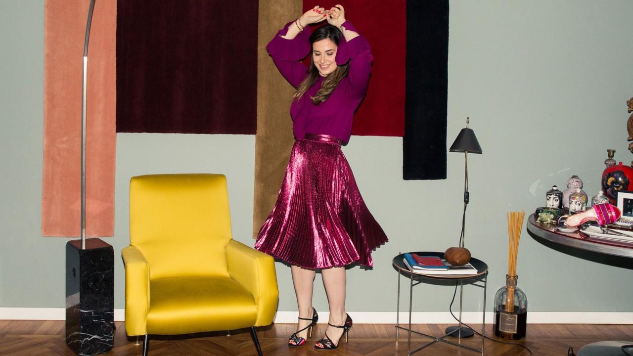 How to Dress Like a Paula Cademartori Bag