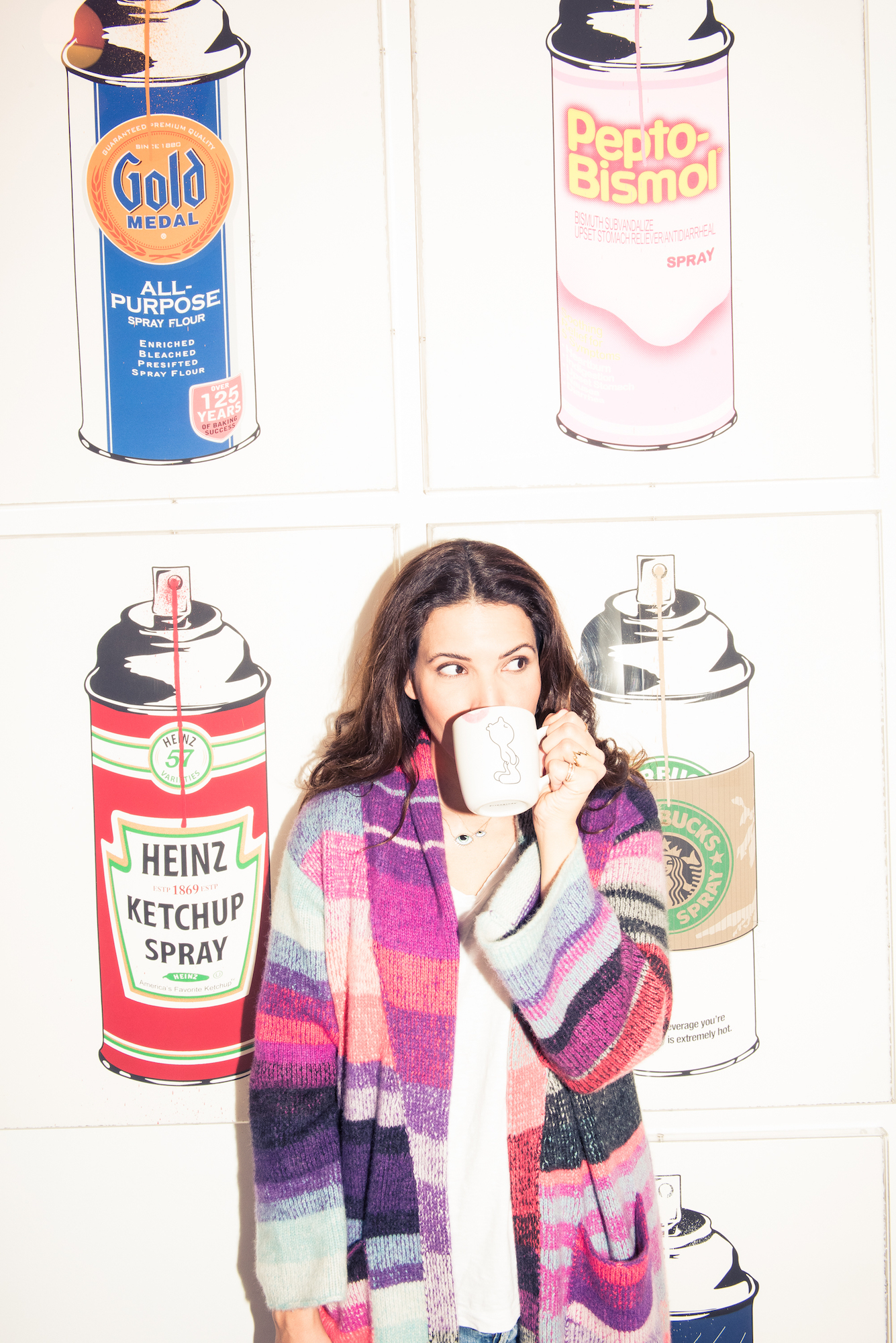 Inside Designer Racil Chalhoub\'s Colorful Closet and London ...