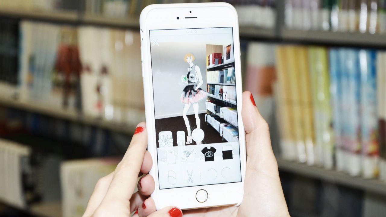 The Ultimate App for Fashion Students & Designers