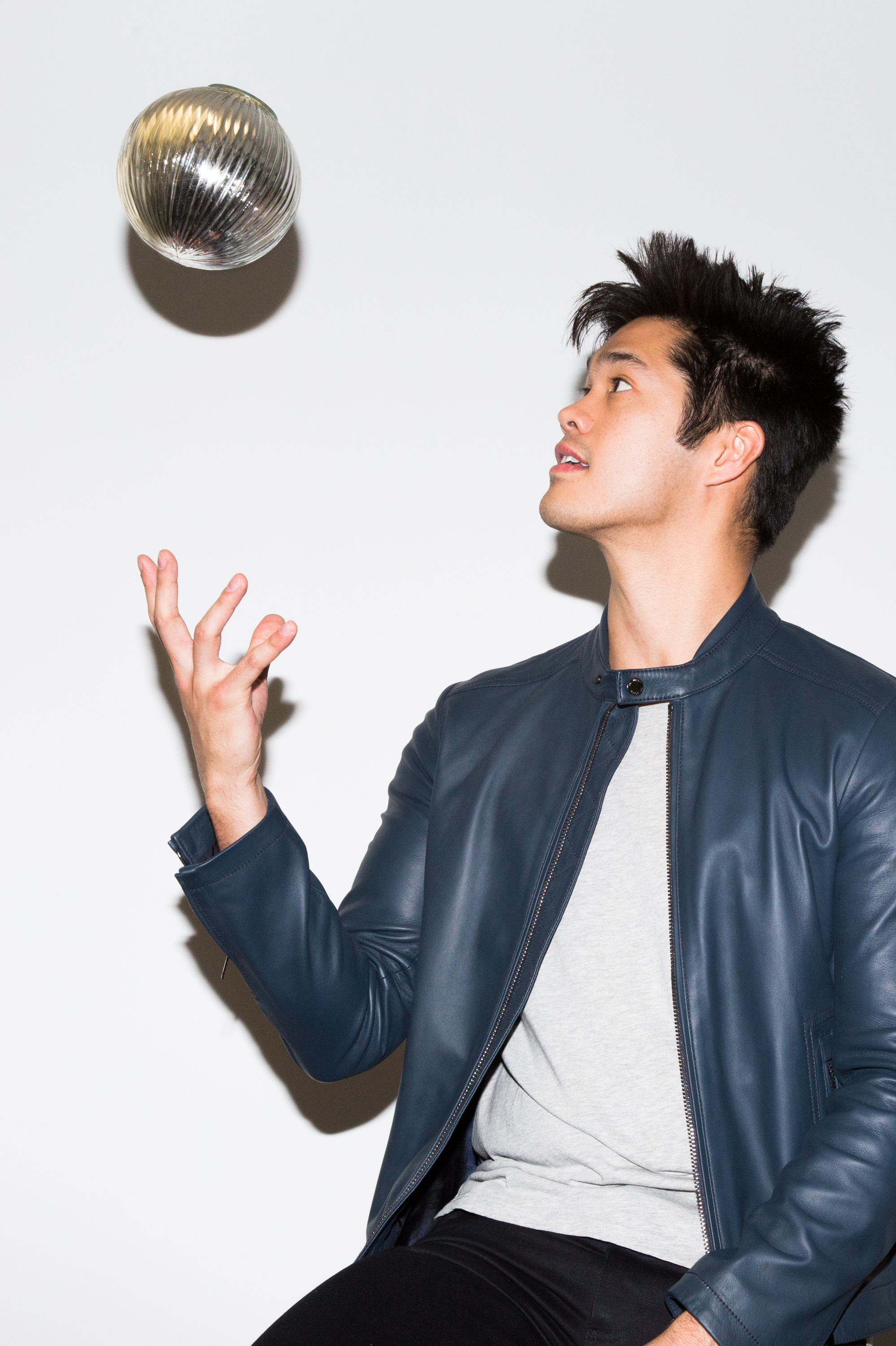 ross butler on 13 reasons why  the art of learning and asian heroes