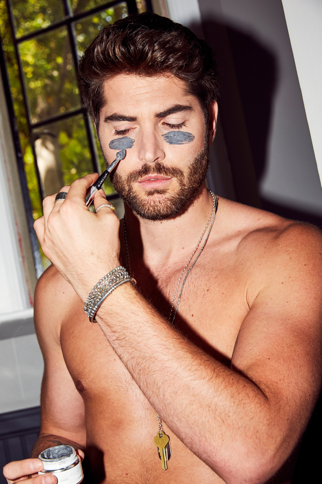 Nick Bateman Talks Being The New Face Of Glamglow And More