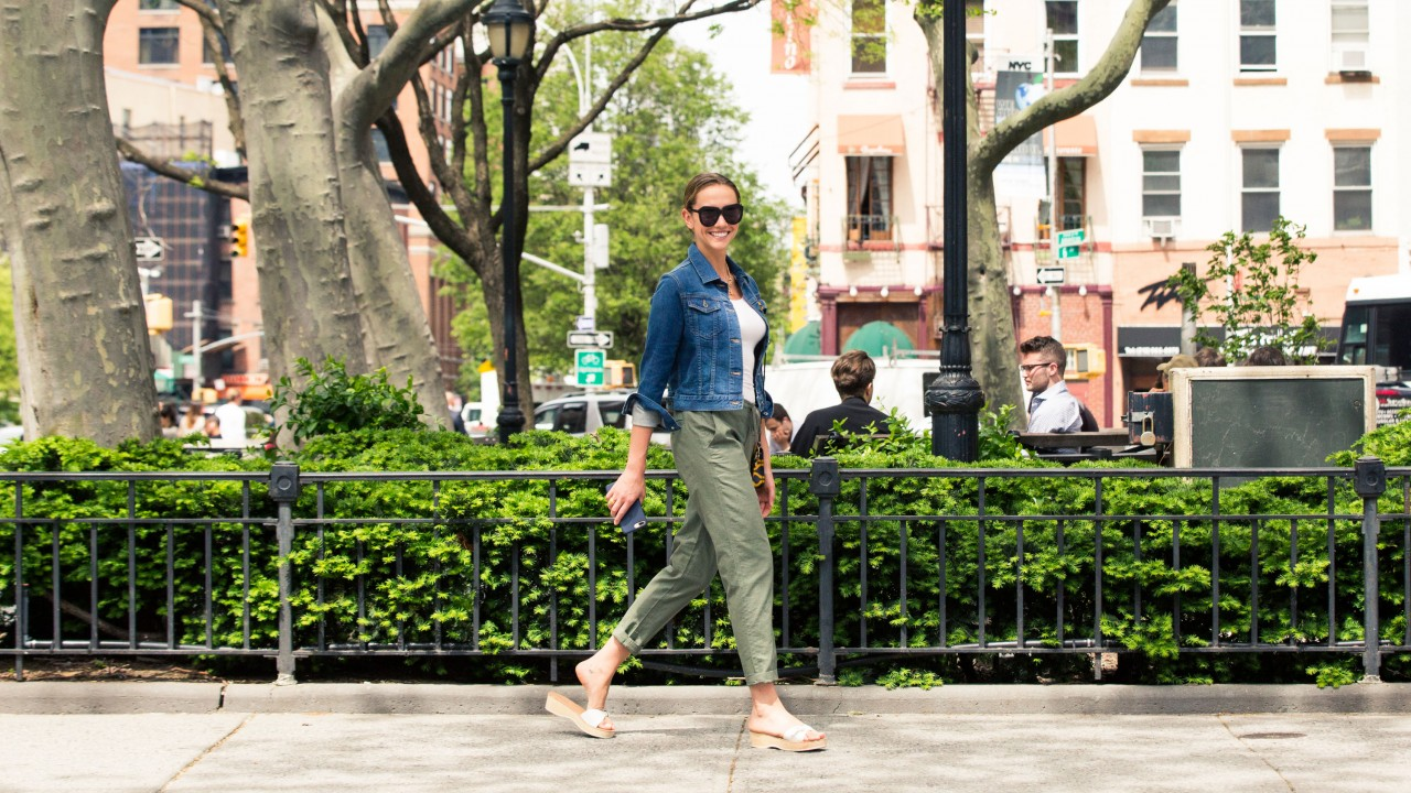 Easy Ways to Wear Your Workout Gear *Anywhere* This Summer