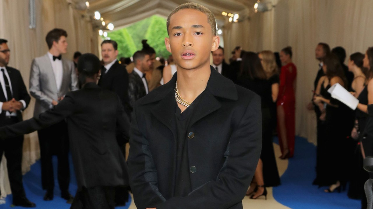 Jaden Smith's Met Gala Accessory? Month Old Dreads.