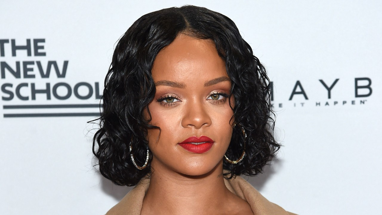 Rihanna Is Launching a Beauty Line