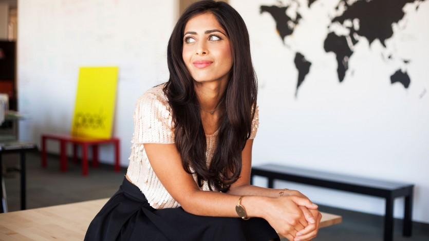 Peek Founder Ruzwana Bashir Talks Her Traveling App Coveteur