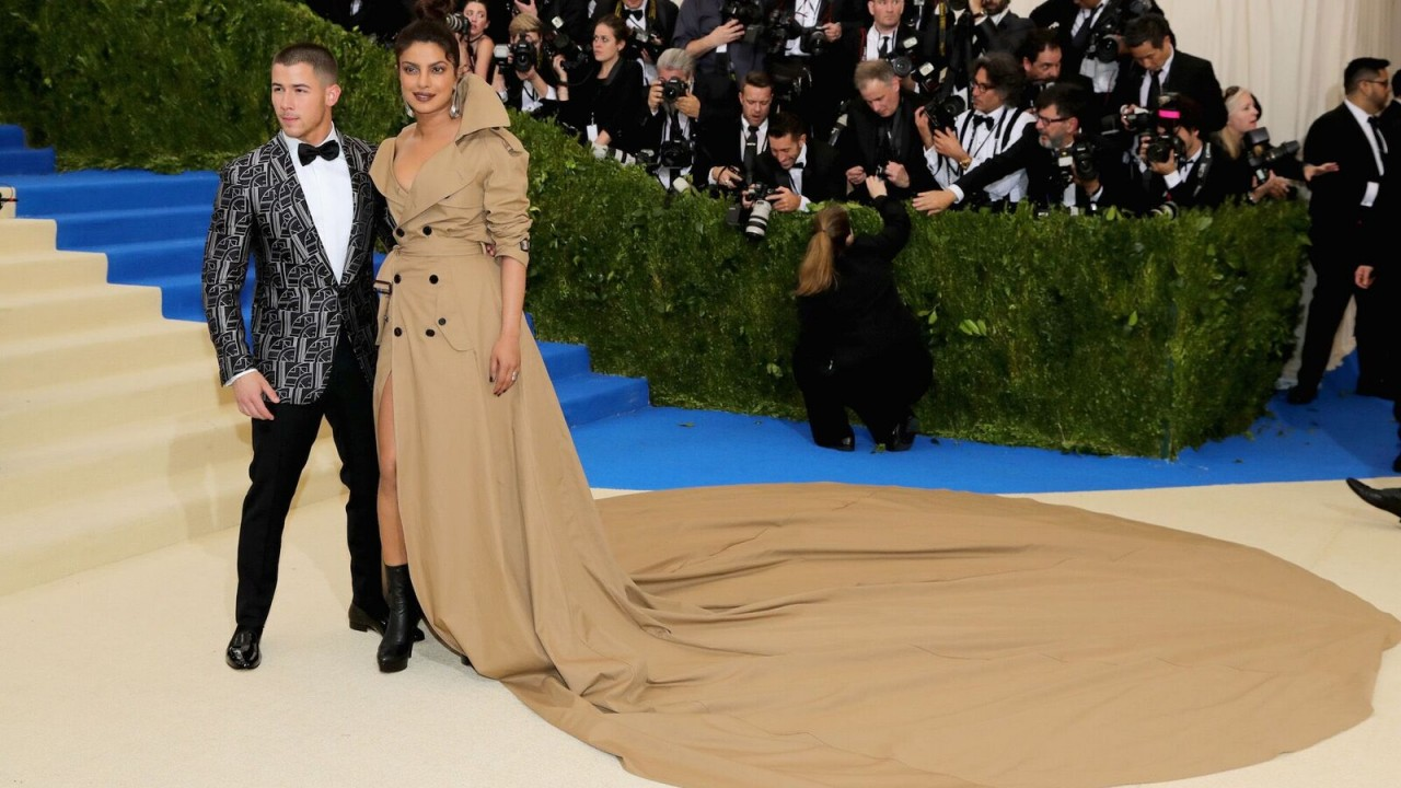 Is This the Most Unexpected Thing to Happen at the Met Gala?