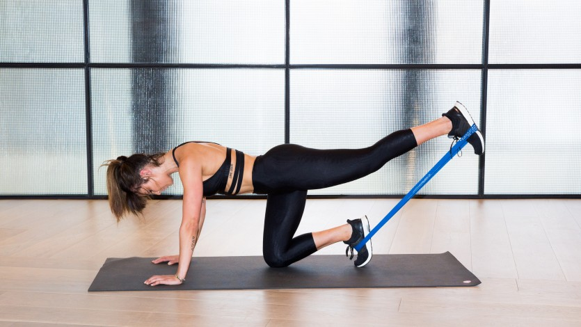Easy Workout Moves You Can Do With A Resistance Band