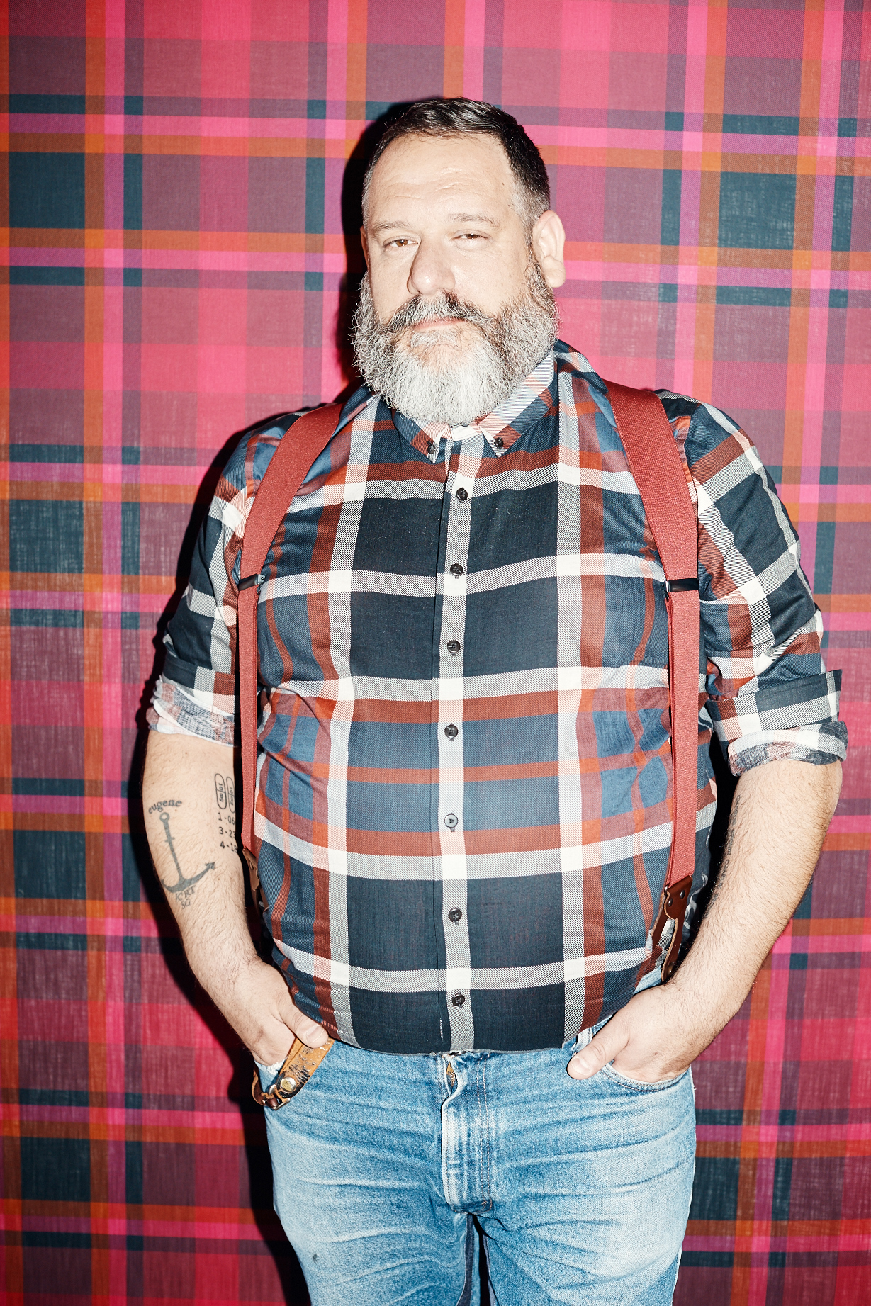 Jeffrey Costello And Robert Tagliapietra Reclaim Plaid As Fashionable Coveteur