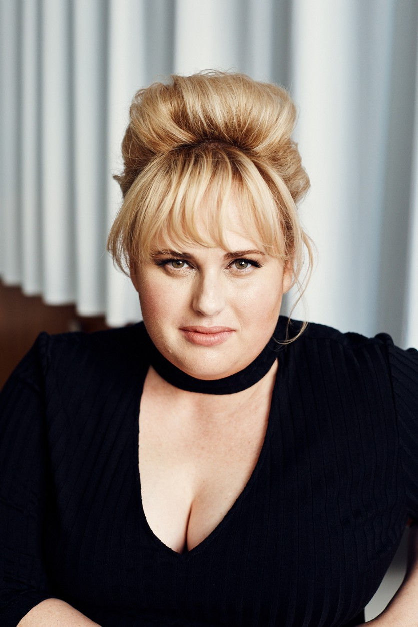 21311c6d348 Rebel Wilson Photographed by Weston Wells for The Coveteur... Read More