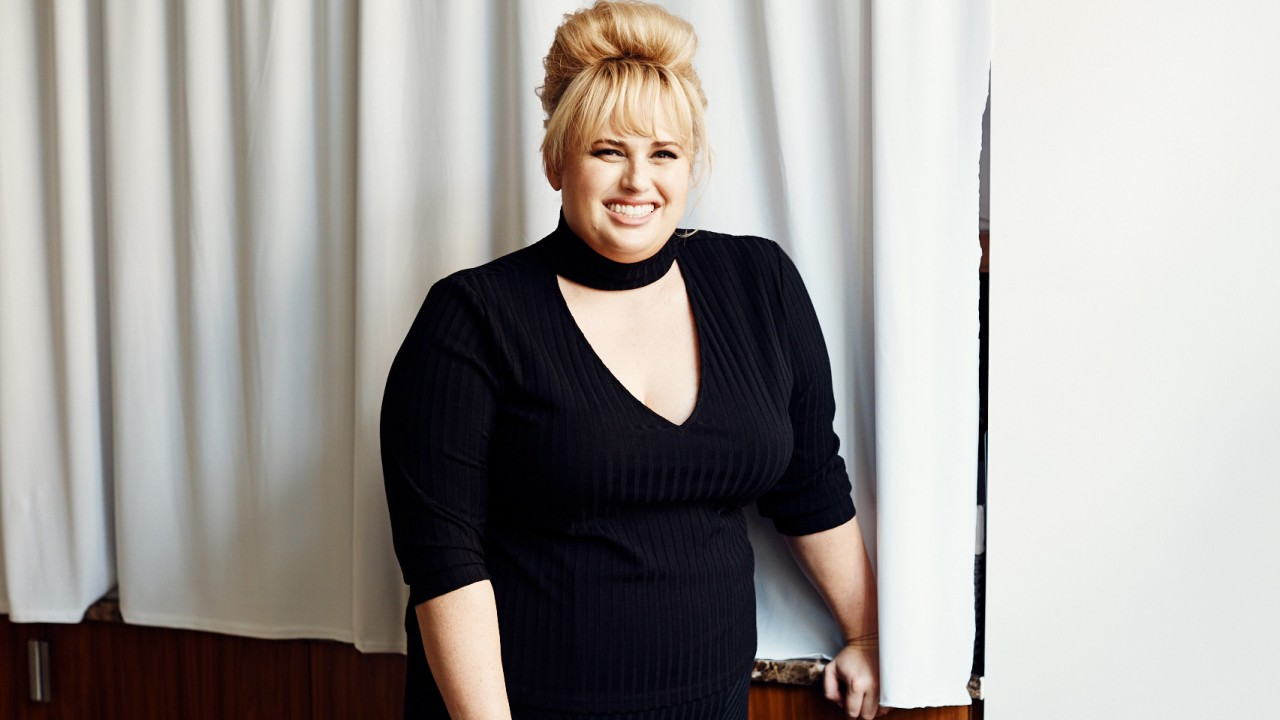 "Rebel Wilson Created Clothes That Will Take You From ""Nine to Wine"""
